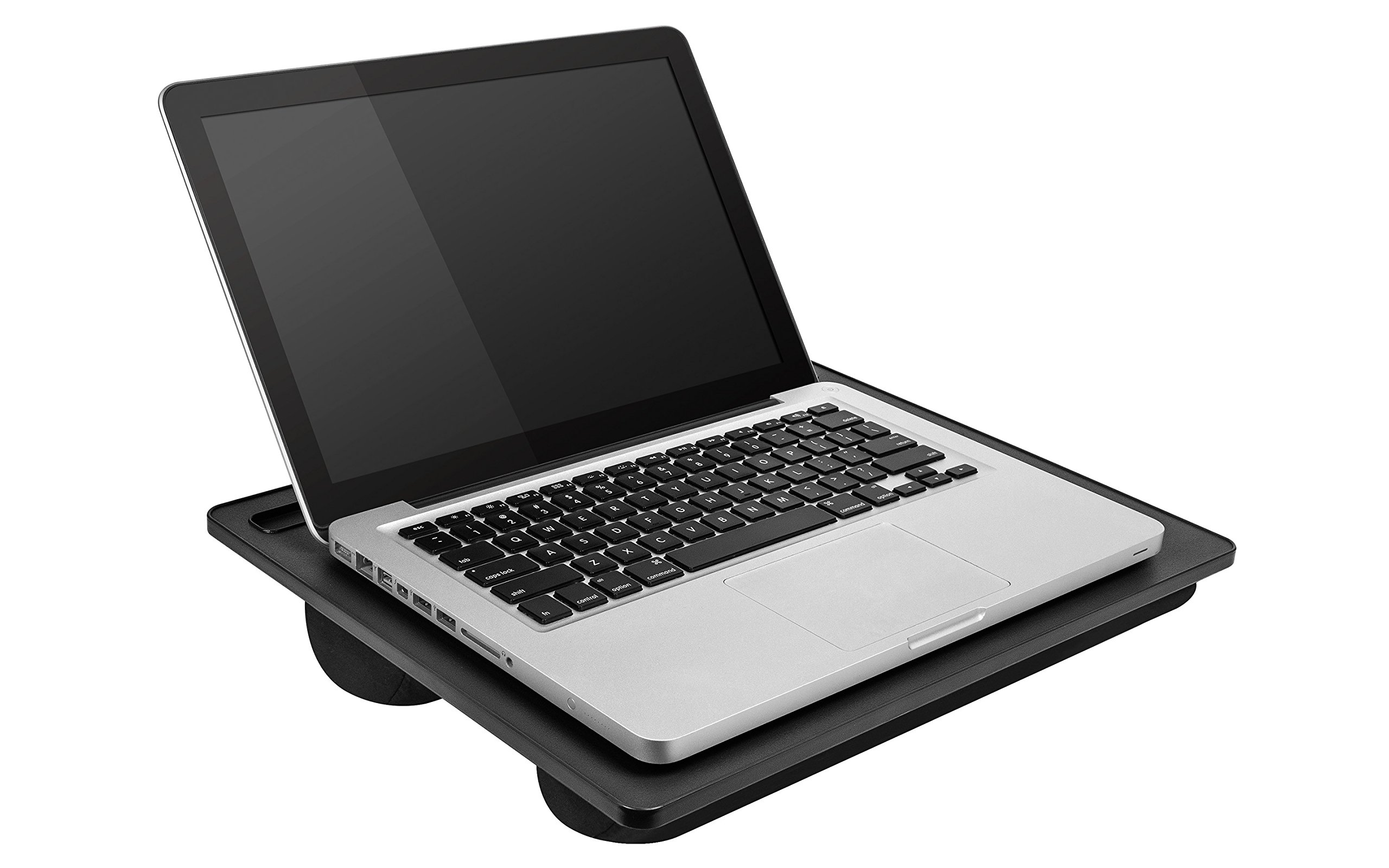 LapGear Student Lap Desk - Black (Fits up to 15.6'' Laptop)