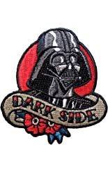 Star Wars Darth Vader Dark Side Tattoo Art Embroidered Patch