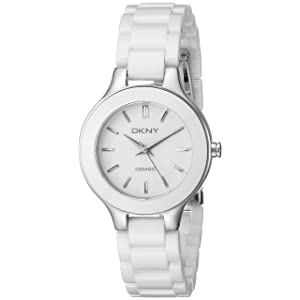 DKNY Ceramic Women's Watch