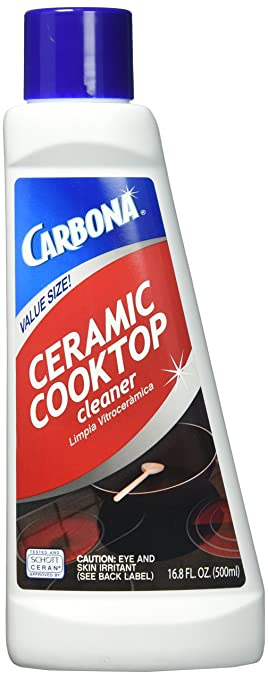 Delta Carbona Ceramic Cook Top Cleaner Paste, 16.8 Fluid Ounce