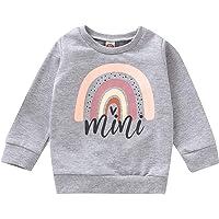 Jessui Baby USMC Semper Fidelis Decal Logo Pullover Hoodie Sweatshirt Long Sleeve Hoodies for Kids Girls Boys Clothes