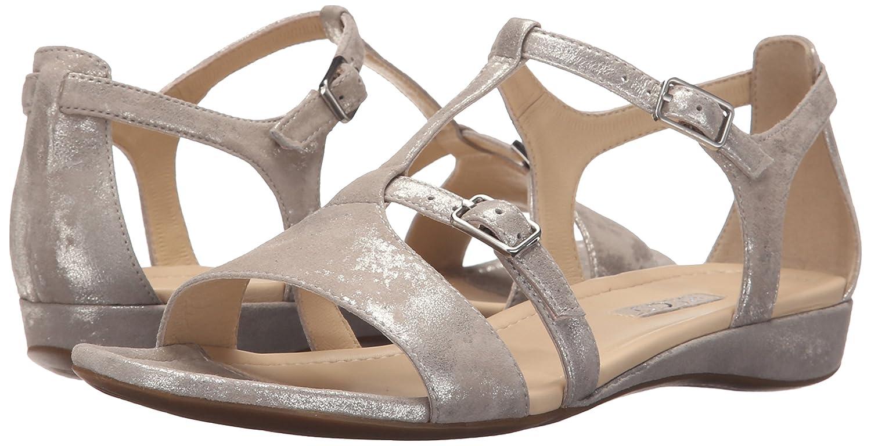 Amazon.com | Ecco Footwear Womens Women's Bouillon T-Strap Sandal Dress  Sandal | Sandals