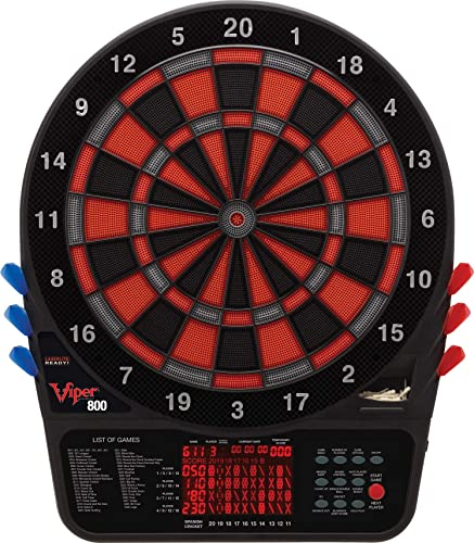 Viper 800 Electronic Dartboard review