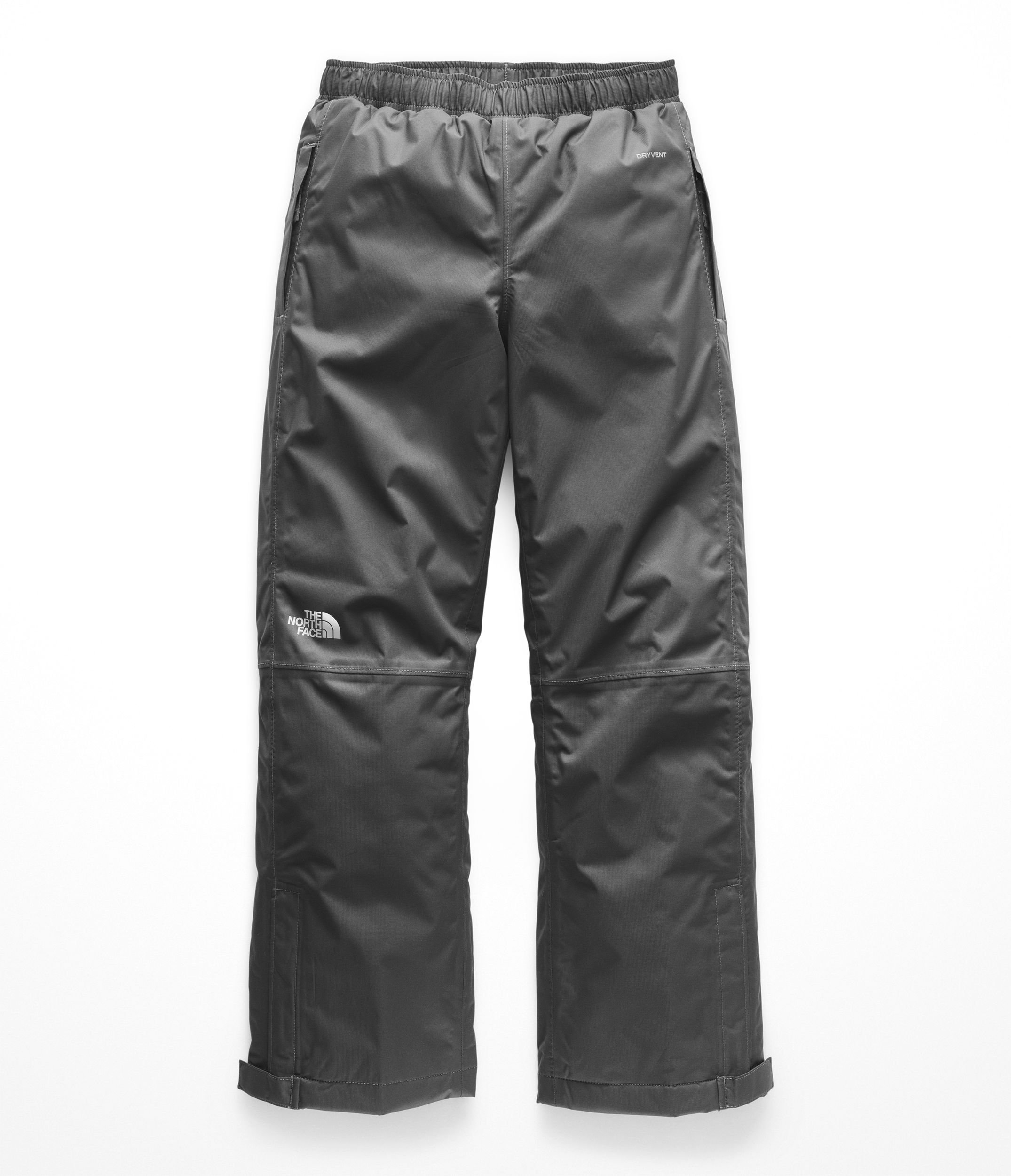 The North Face Youth Resolve Insulated Pant - Graphite Grey - M