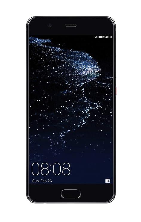 Huawei P10 Plus - 64 GB - Schwarz (Generalüberholt)