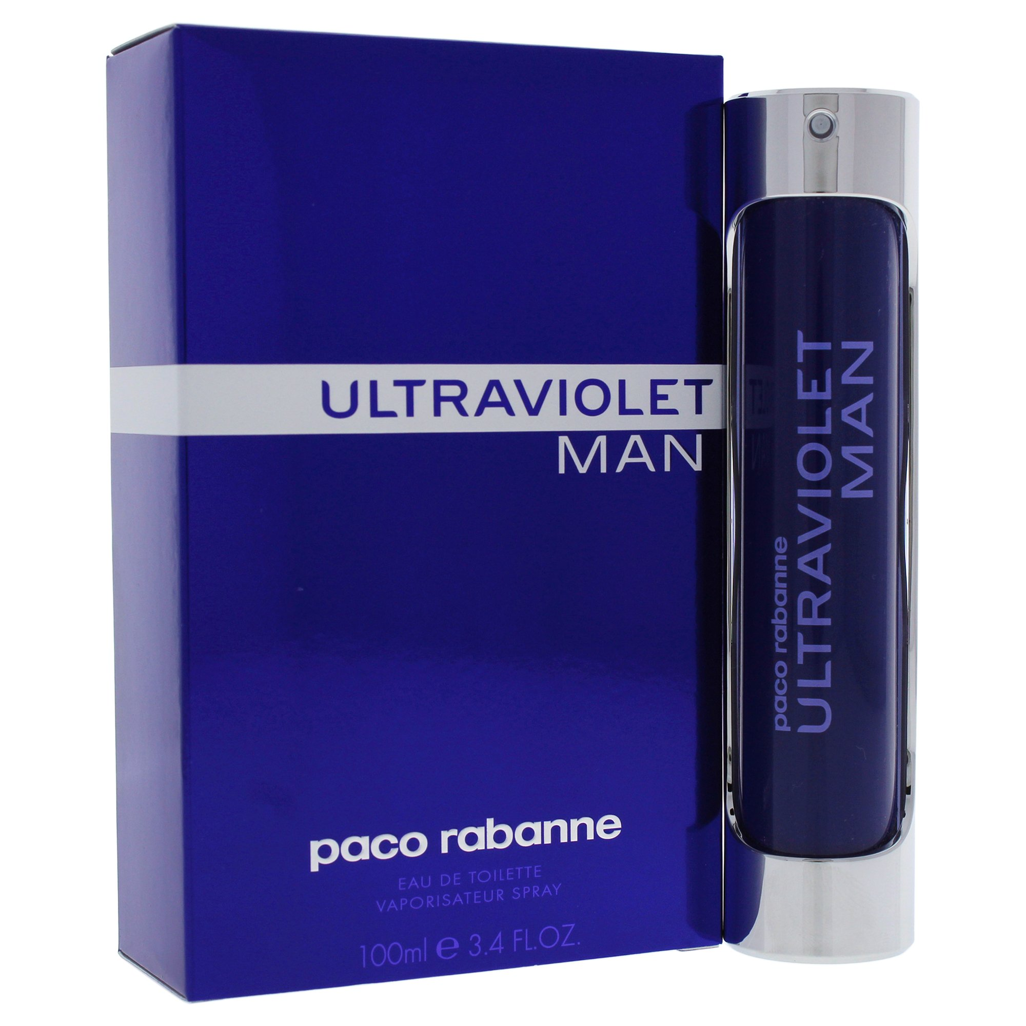 Perfume Ultraviolet: description of the fragrance, reviews. Perfumery Paco Rabanne Ultraviolet water 94