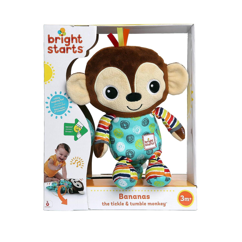 Bright Starts Bananas la TICKLE y apto para Mono: Amazon.es ...