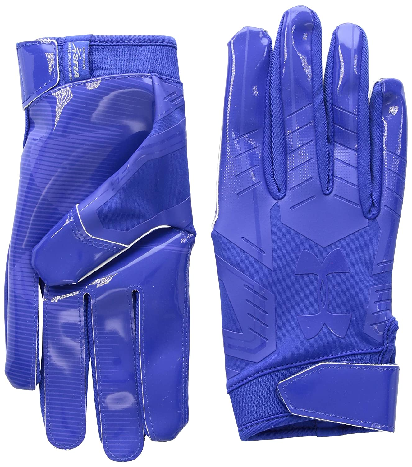 Under Armour Men's F6 LE Football Gloves Under Armour Accessories 1315615