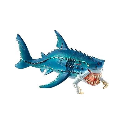 SCHLEICH Eldrador Monster Fish Imaginative Figurine for Kids Ages 7-12: Schleich: Toys & Games