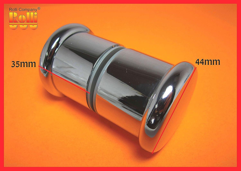 hot sale Metal Chrome Replacement Shower Door Handle Knob H13