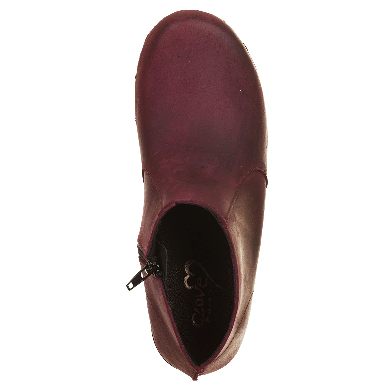 Vialeschuhe, Damen Damen Damen Stiefel & Stiefeletten Rot rot 36 EU 571cae