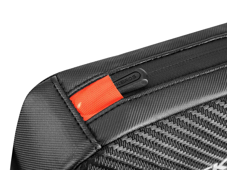 Sacoche de Cadre 1L R/éfl/échissant Portable Imperm/éable Longeur de 22cm. ROCKBROS Sacoche V/élo