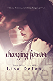 Changing Forever (Rains Series Book 2) (English Edition)