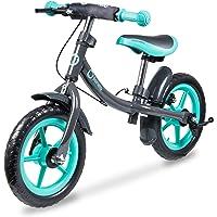 Red TAVALAX Kinder Laufrad Spielzeug f/ür 1 Jahr T/ÜV gepr/üft Baby Dreir/äder
