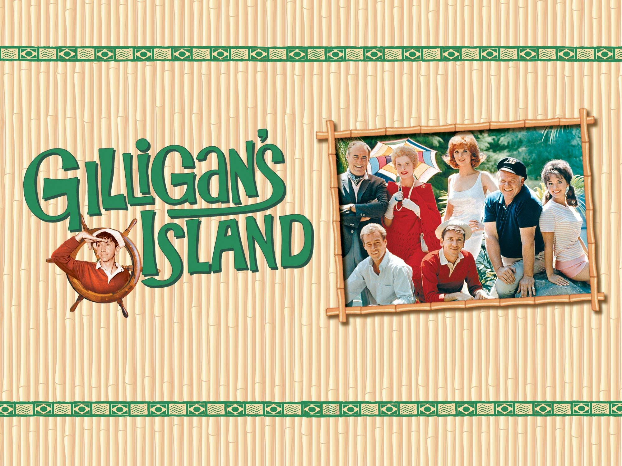Amazoncom Watch Gilligans Island The Complete First