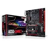 GIGABYTE GA-AB350-Gaming 3 AMD RYZEN AM4 B350 RGB Fusion Smart Fan 5 HDMI1.4 M.2 SATA 6Gbps USB 3.1 Type-A ATX DDR4 Motherboard