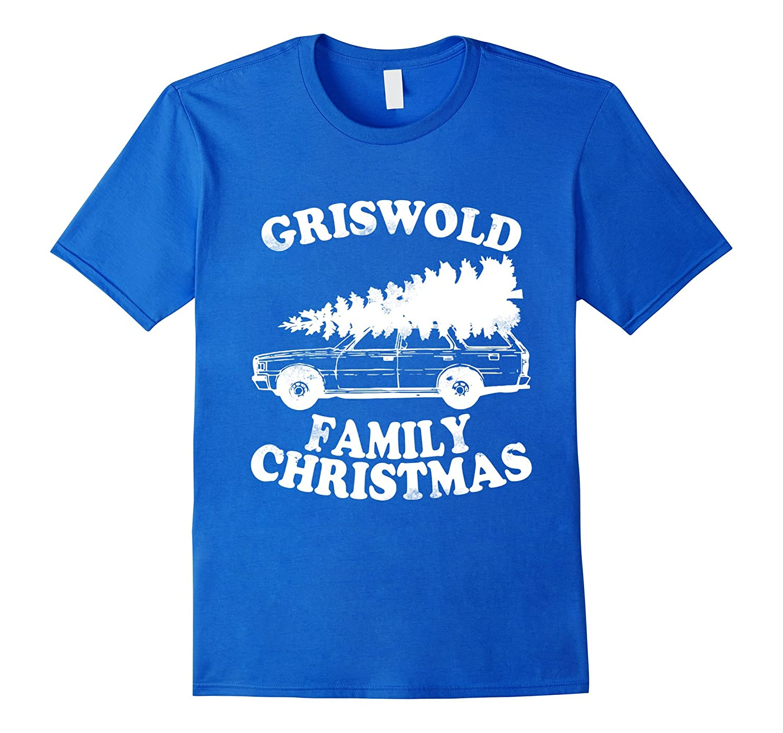 Griswold Family Christmas Tree T-Shirts-RT – Rateeshirt