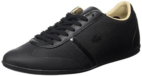 Lacoste Mokara 217 1, Bajos para Hombre, Noir, 44 EU: Amazon.es: Zapatos y complementos