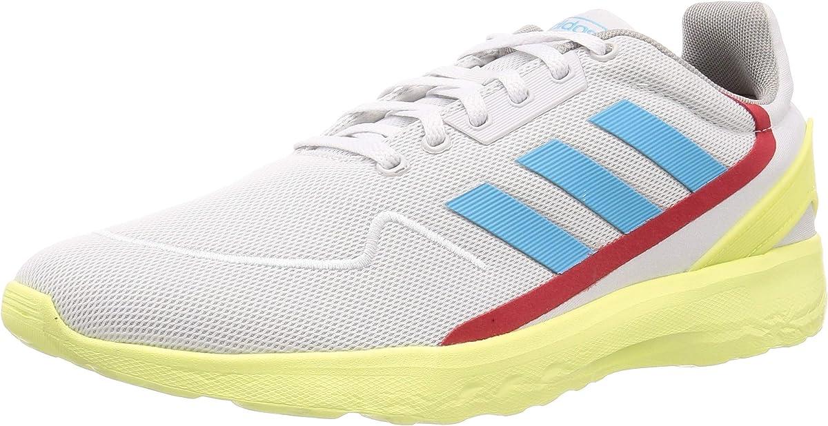 adidas Nebzed Sneakers Herren weiß bunt
