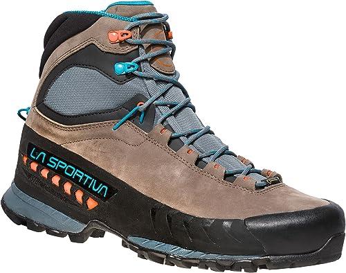 La Sportiva TX5 GTX, Zapatillas de Senderismo para Hombre, (Falcon Brown/Tropic