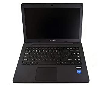 Coconics Enabler C1314 - Ubuntu- A Made in India Product. Intel Dual Core i3 7100U/ 8GB DDR3L / 1TB /14.1 inch