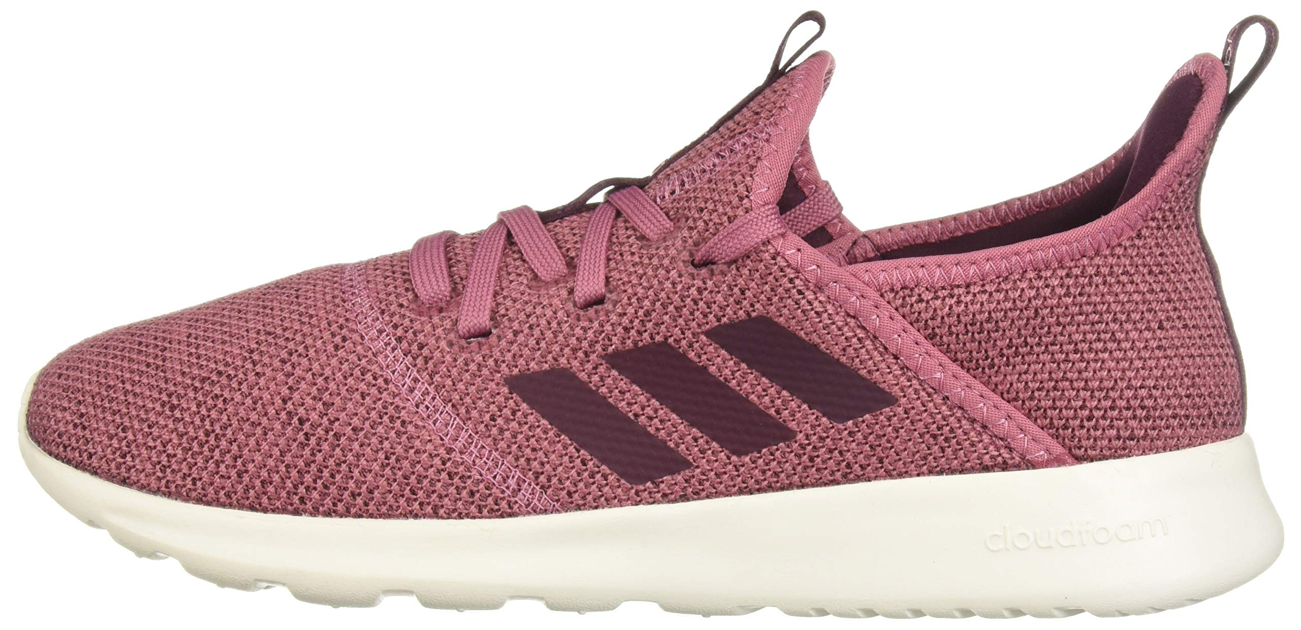 adidas Performance Women's Cloudfoam Pure Running Shoe, Maroon/Maroon/White, 5 M US by adidas (Image #5)