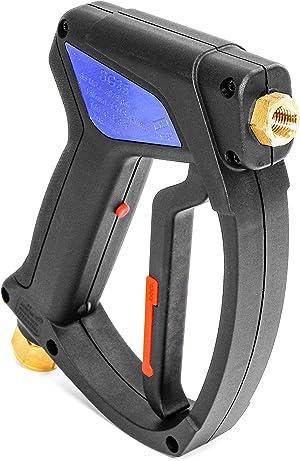 MTM Hydro Pressure Washer Trigger Gun, 5000psi Easy Pull