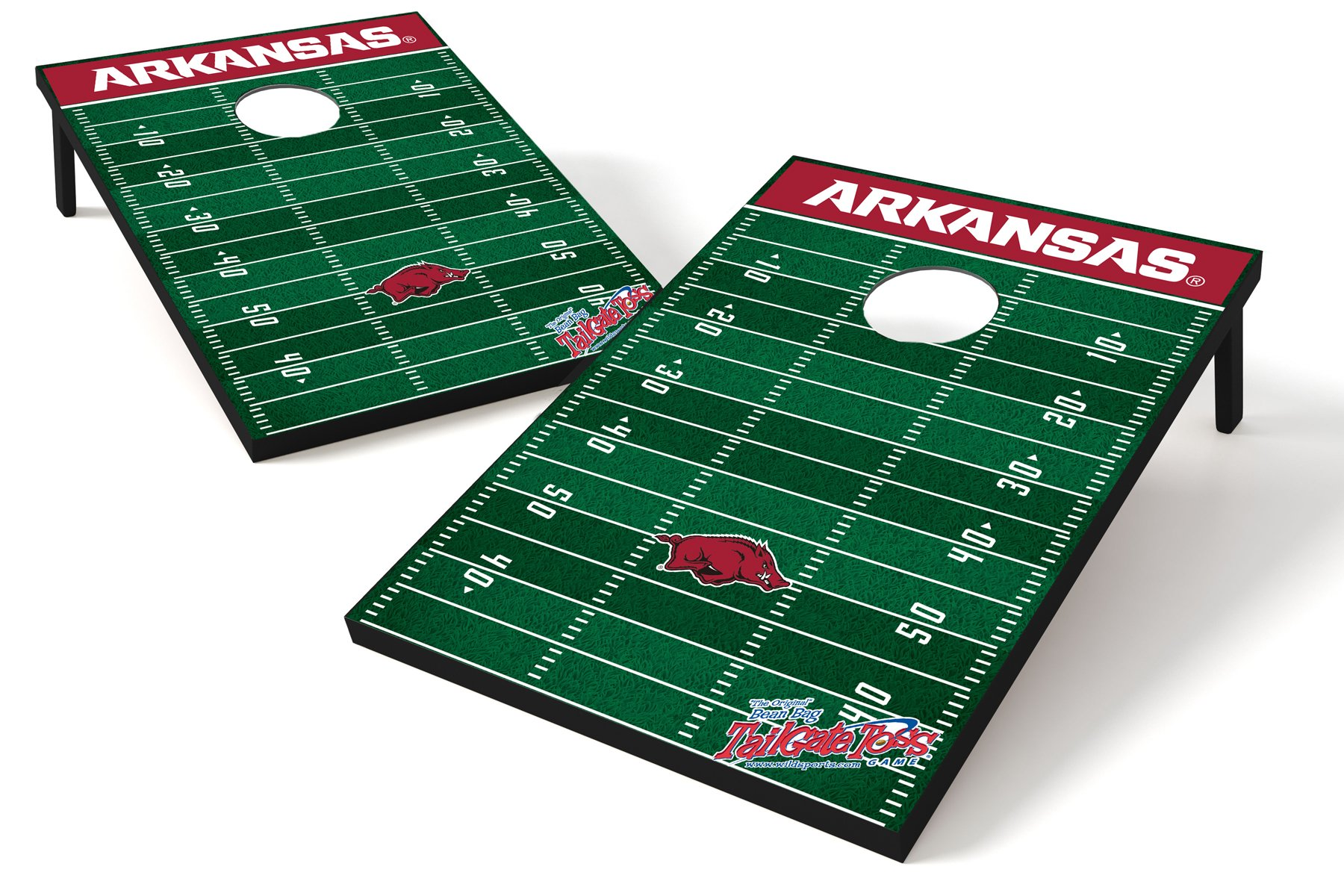 NCAA College Arkansas Razorbacks Tailgate Toss Game by Wild Sports (Image #1)