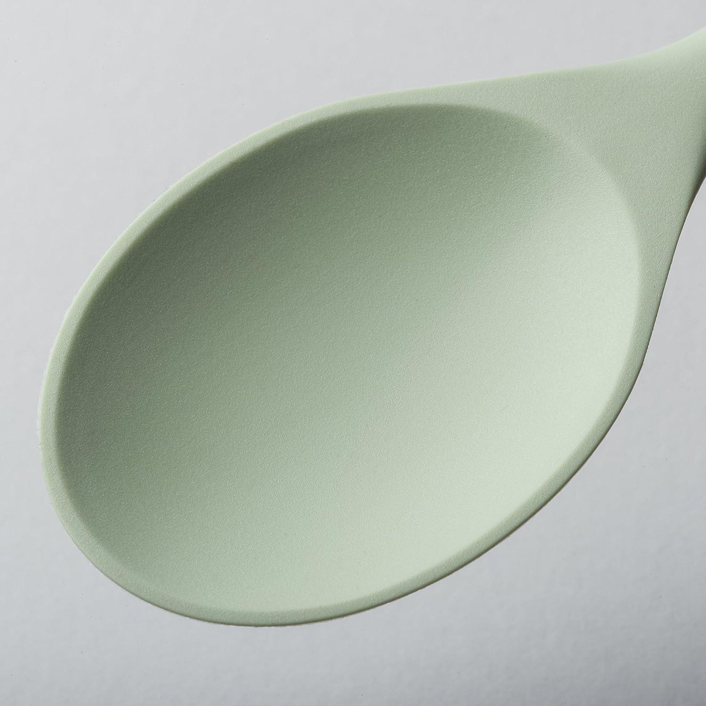 Sage Green 28 cm Zeal Cuchara de Cocina antiara/ñazos Antiadherente de Silicona 28 cm Silicona
