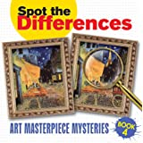 Spot the Differences: Art Masterpiece Mysteries Book 4 (Dover Children's Activity Books)