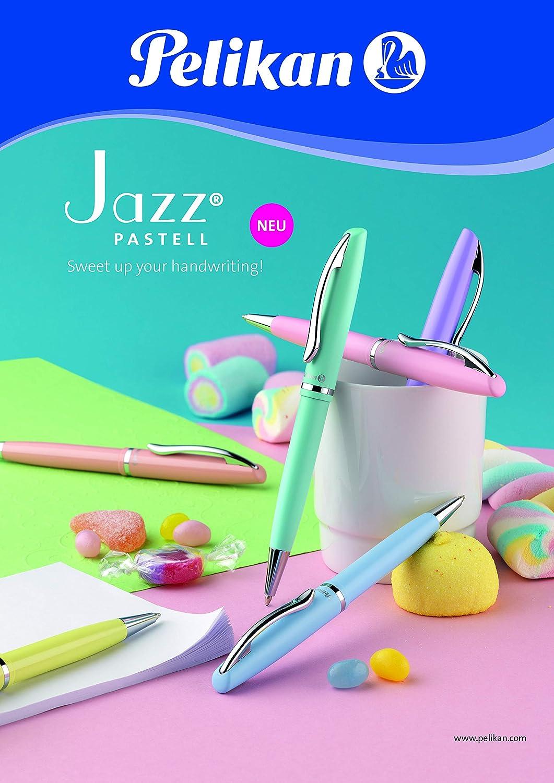 Pelikan 807166/penna a sfera Jazz Classic grigio caldo