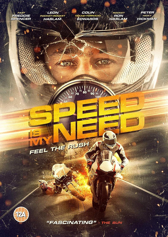 Speed Is My Need [DVD]: Amazon.es: Fast Freddie Spencer ...