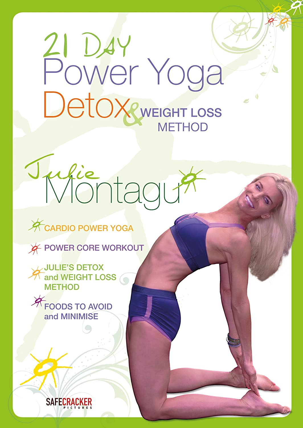 21 Day Power Yoga Detox & Weight Loss Method with Julie ...