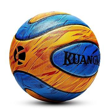 Kuangmi balón de Baloncesto Oficial tamaño 7 Especial diseño de ...