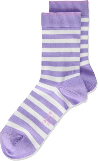 FALKE Unisex Kinder Double Stripe So Socken