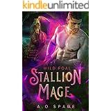 Stallion Mage: Wild Foal: Mpreg Romance