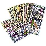 Horizon Group Pretend Play Felt Money Dollars Bills Coins Wallet Counting Set