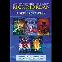 Rick Riordan Series Sampler (Percy Jackson and the Olympians)