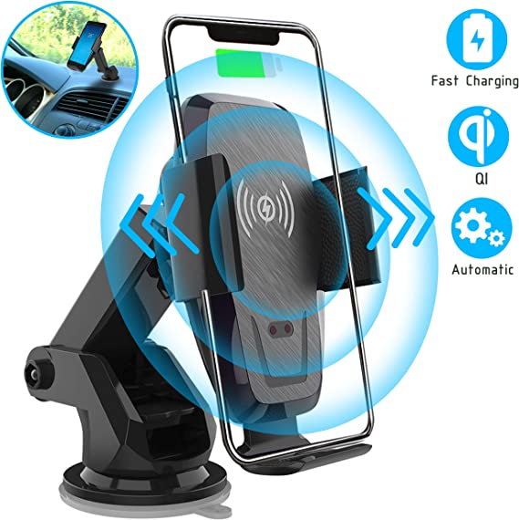 Iotton Wireless Car Charger
