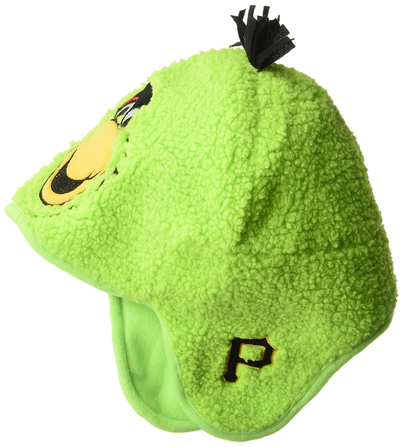 Pittsburgh Pirates Mascot Plush Tassel Hat