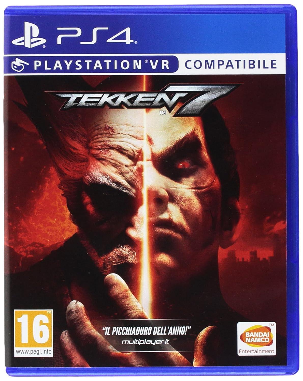 Tekken 7 - PlayStation 4: Bandai Namco