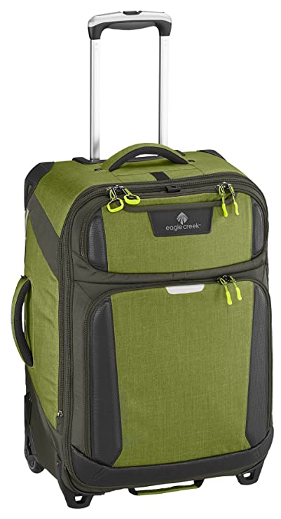 The Eagle Creek Exploration Series Tarmac 2-Wheel Rolling Duffel Bag travel product recommended by Mar Naibi on Lifney.