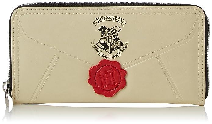 Cartera oficial Harry Potter con letra de admisión Hoglard ...