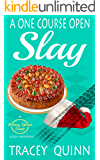 A One Course Open Slay: A Breezy Spoon Diner Cozy Murder Mystery (The Breezy Spoon Diner Mysteries Book 5)