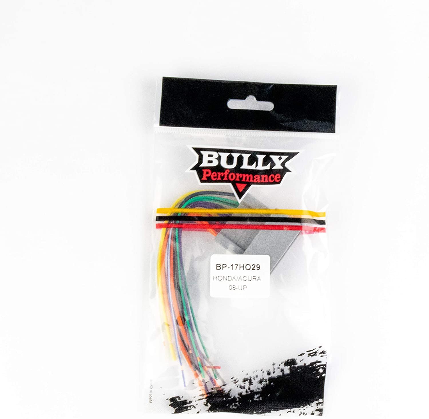 Radio Wiring Harness Bully Performance Audio BP-17HO29 Compatible with Honda//Acura 08-UP