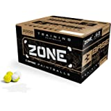 Base Zone Paintballs - .68 Caliber - 500, 2000 or 4000 Rounds