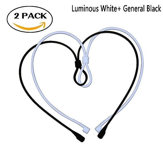 Amazon.com: AirPods Strap, Kinnara Air Pods Sports Strap Wire Rope ...