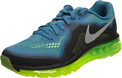 Nike Air MAX 2014 Sz 13 - Zapatillas de Running para Hombre, Color Azul: Amazon.es: Zapatos y complementos
