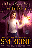 Priest of Skulls: A Polyamorous Paranormal Romance (Tarot Witches: The Raven Knights Saga Book 2)