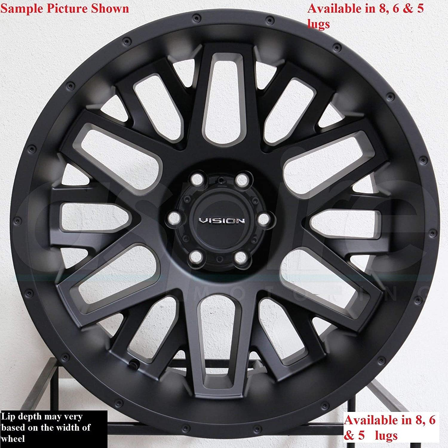 Ford F150 Rims >> Amazon Com Am 4 New 20 Wheels Rims For Ford F150 Raptor 2600